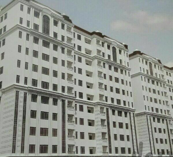 115 متر برج باغ لوکس و لاکچری، نوساز