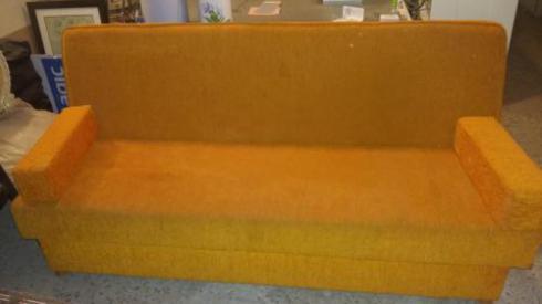 فروش مبل کاناپه تختخواب شو دست دوم