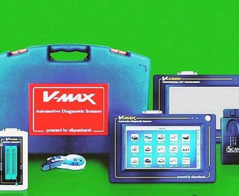 دستگاه دیاگ وی مکس عیب یاب پرتابل vmax