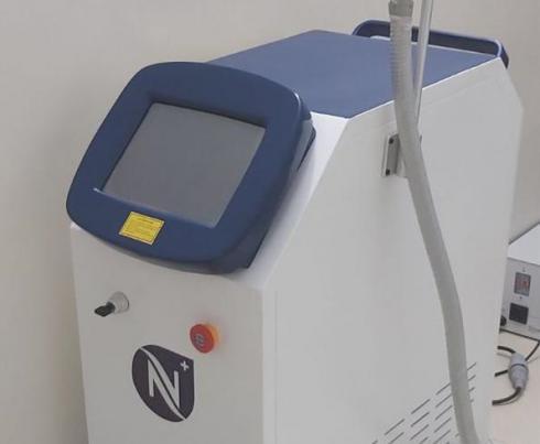 فروش دستگاه لیزر سه طول موج یا پلاتینیوم