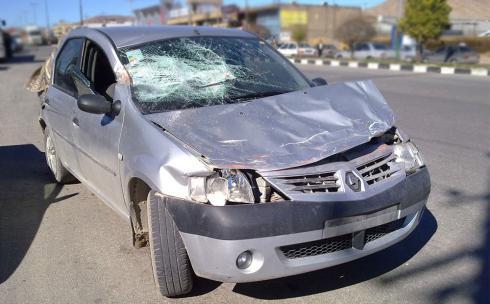 خریدار ماشین تصادفی