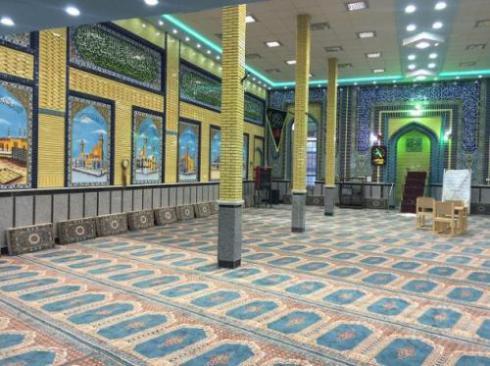 شرکت فرش سجاده ای مسجد ونمازخانه سجاده فرش طاها
