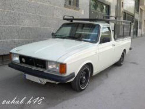 وانت پیکان-87-با کفی و باربند-اصفهان-16000000تومان