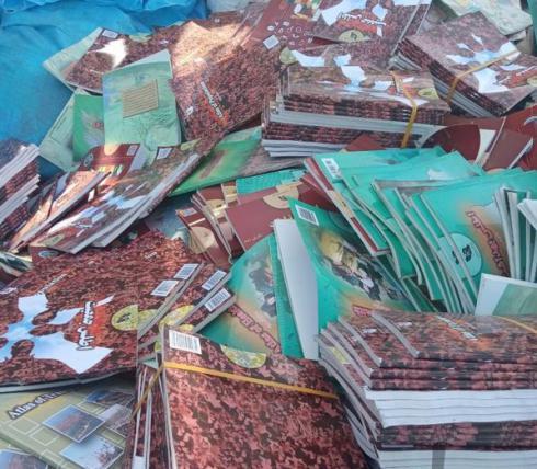 خریدار کاغذ باطله کتاب روزنامه آهن آلات و ضایعات