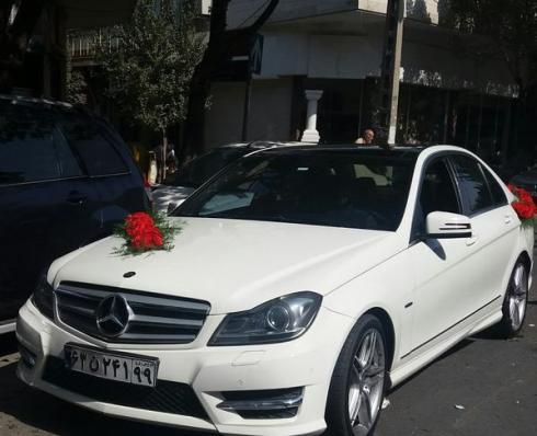 اجاره ماشین عروس کرایه خودرو بنز bmw کروک سوناتا
