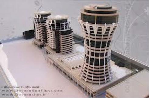 ماکت سازی معماری ، صنعتی و توپوگرافی