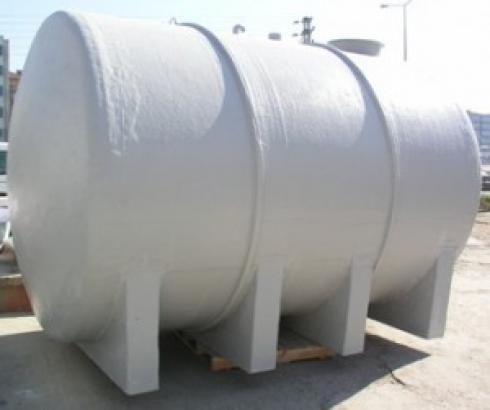 مخزن نگهداری مواد شمیایی و آب فایبرگلاس