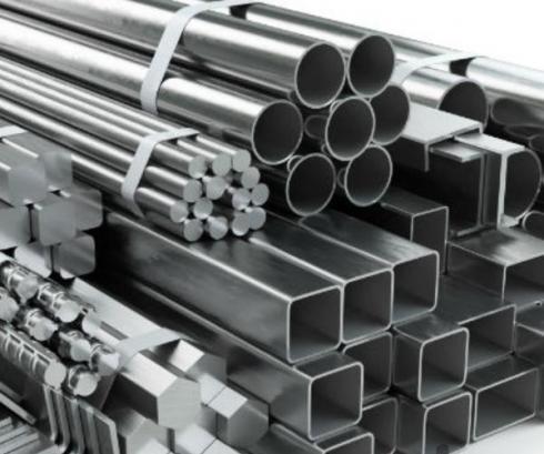 فروش انواع فولادهای آلیاژی گرد ورق لوله