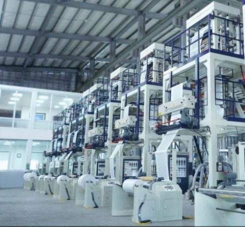 فروش دستگاه تولید نایلون و نایلکس و چاپ