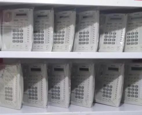 تلفن و سانترال TDA & TES