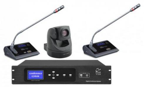 سیستم میکروفن کنفرانس دیجیتال ایرانی تبریز آذربایجان
