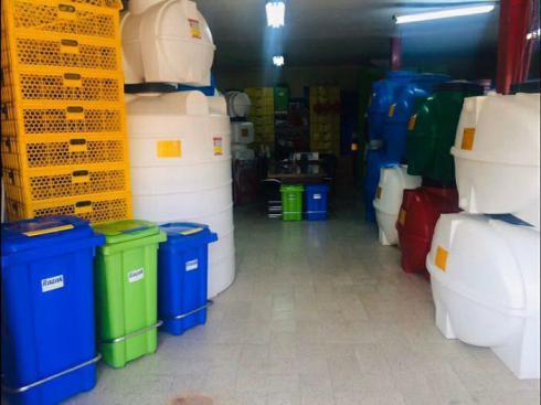 مخزن آب و تانکر و منبع و مخازن /مخزن پلاس