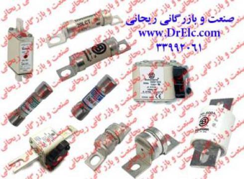 نمایندگی فروش فیوز باسمن  Bussmann انگلیس در ایران