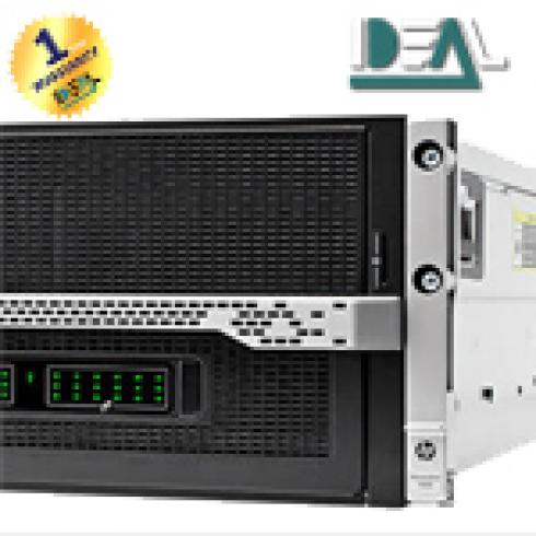 فروش سرور و تجهیزات ذخیره سازی HP