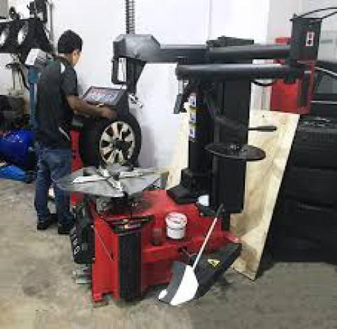 فروش دستگاه بالانس چرخ و لاستیک درار سبک سنگین ویل تک