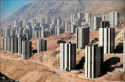 نزدیک ترین فاز پردیس به تهران 87 متر سازنده کوزو