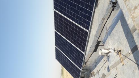 تامین برق با پنل خورشیدی - پمپ خورشیدی - نیروگاه خورشیدی