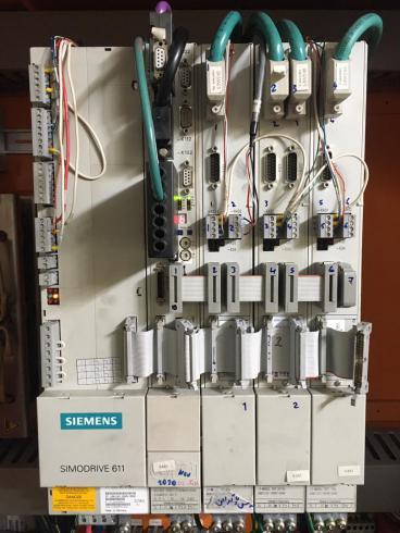 تعمیرات کنترل 840D