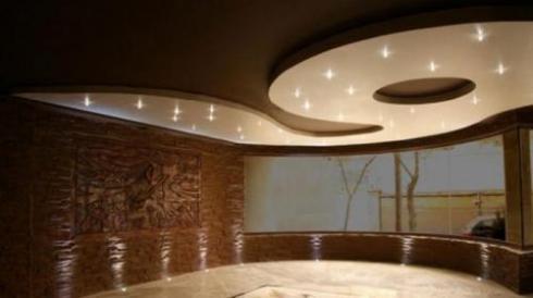 طراحی و اجرا سقفهای کاذب