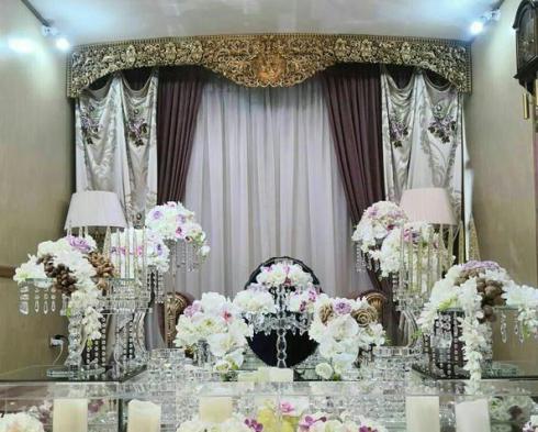 دفتر رسمی ازدواج و سالن عقد شادی