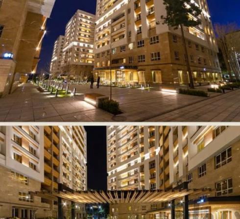 ۵۰مترتجاری بحر اصلی خیابان/ برج مجلل الماس