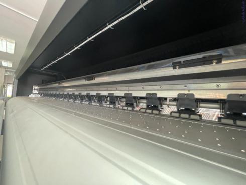 دستگاه چاپ دیجیتال پارچه (سابلیمیشن)