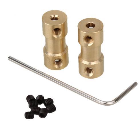 کوپلینگ 5mm به 6mm مناسب برای دستگاه های CNC