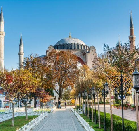 تور استانبول زمینی 3 شب و 4 روز