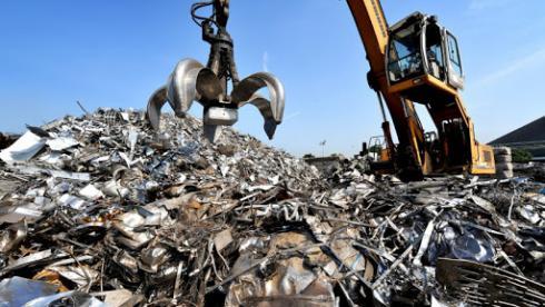 بهترین خریدار آهن ضایعات وآلمینیوم 09033576555