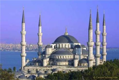 تور ترکیه ( استانبول ) با پرواز ماهان اقامت در هتل 4 ستاره