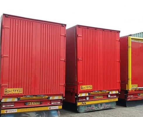 باربری( حجت بار) حمل اثاثیه منزل و خاور