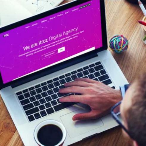 طراحی وب سفارشی،وردپرس،بهینه سازی سایت،سئو اختصاصی