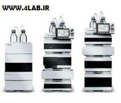 فروش دستگاه کروماتوگراف مایع از شرکت Agilent سری ۱۲۰۰ کارکرده