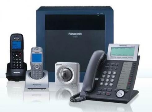 نماینده رسمی فروش محصولات مخابراتی مراکز تلفن سانترال پاناسونیک