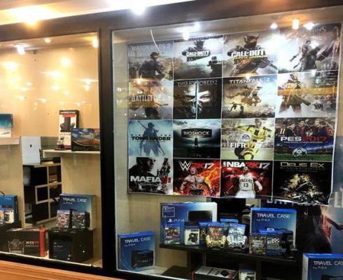 نصب و فروش بازی PS4