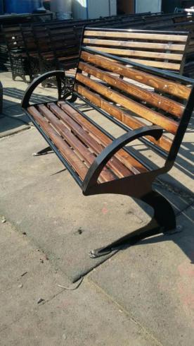 فروش نیمکت چوبی ، فلزی و چوب پلاست