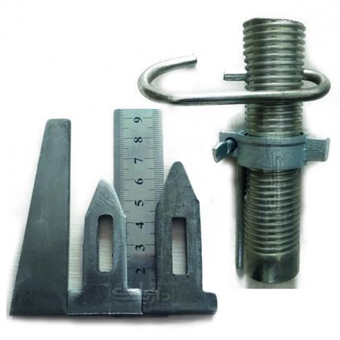 تولید وفروش پیم وگوه  تولید وفروش لوازم داربست فلزی نو وکارکرده