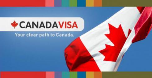 اخذ ویزای کانادا و انگلیس و پیکاپ پاسپورت