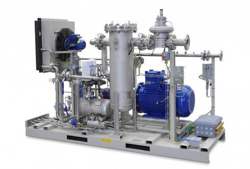 کمپرسور گاز - کمپرسور بیوگاز - کمپرسور گاز اسکرو