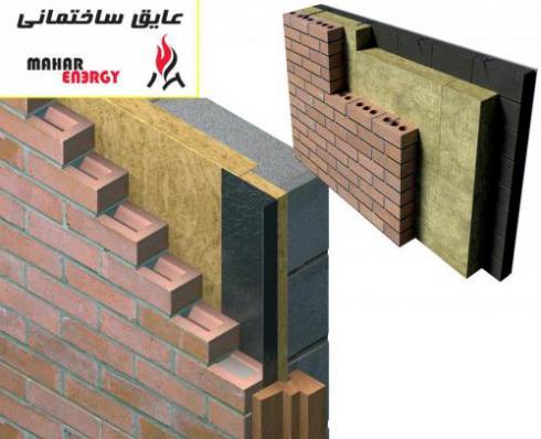 عایق کاری صوتی ساختمان - پشم سنگ