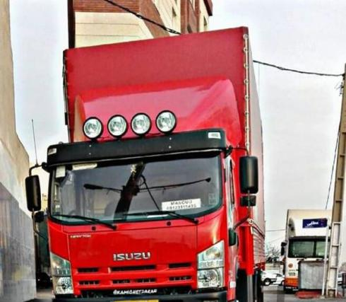 موسسه حمل ونقل قائم پوشش کل استان۱۰۰٪تضمینی