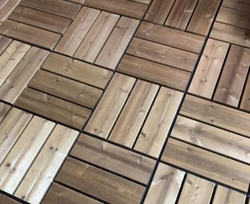 تولید چوب ترمو وود Thermo wood