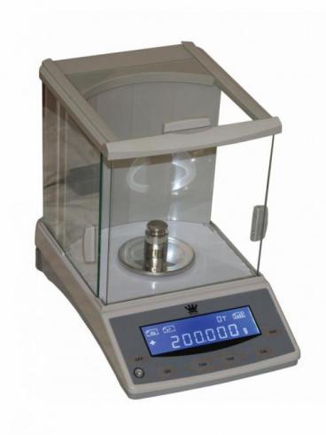 ترازوی آزمایشگاهی دقت 0.001g مدلKJT