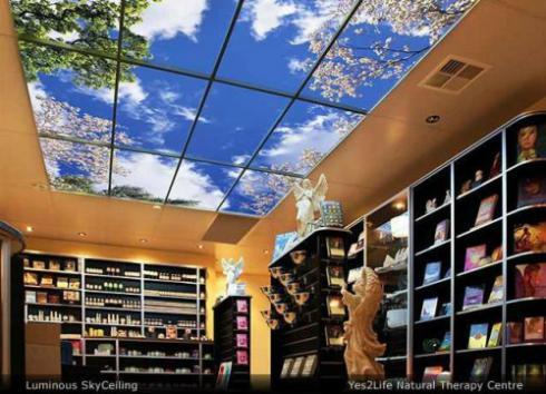 طراحی و اجرای انواع سقف و دیوار کاذب