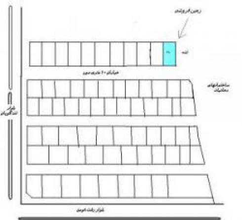 خریدار باغ و زمین در اصفهان-متراژ پایین