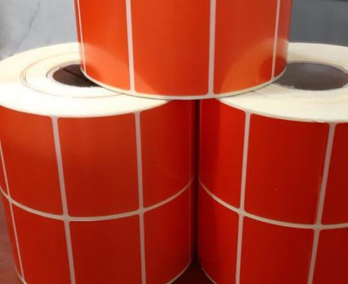 کاغذ حرارتی/رول دستگاه پوز/لیبل و ریبون لیبل زن