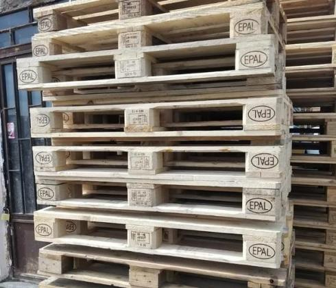 خریدار پالت چوبی - پالت چوبی قم - پالت چوبی epal - قیمت پالت چوبی روسی - تولید کننده پالت چوبی