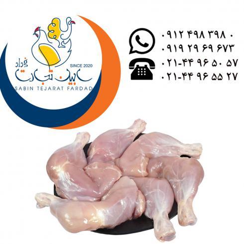 تامین و عرضه ران مرغ منجمد سابین تجارت