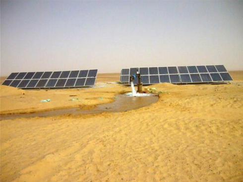 فروش پمپ آب خورشیدی سه فاز