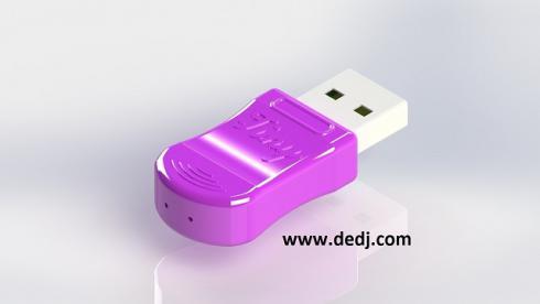 قفل سخت افزاری Tiny HID